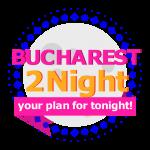Logo of Bucharest 2Night company