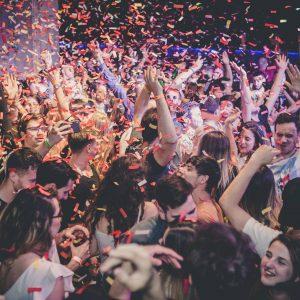 Bar crawl in Cluj 2